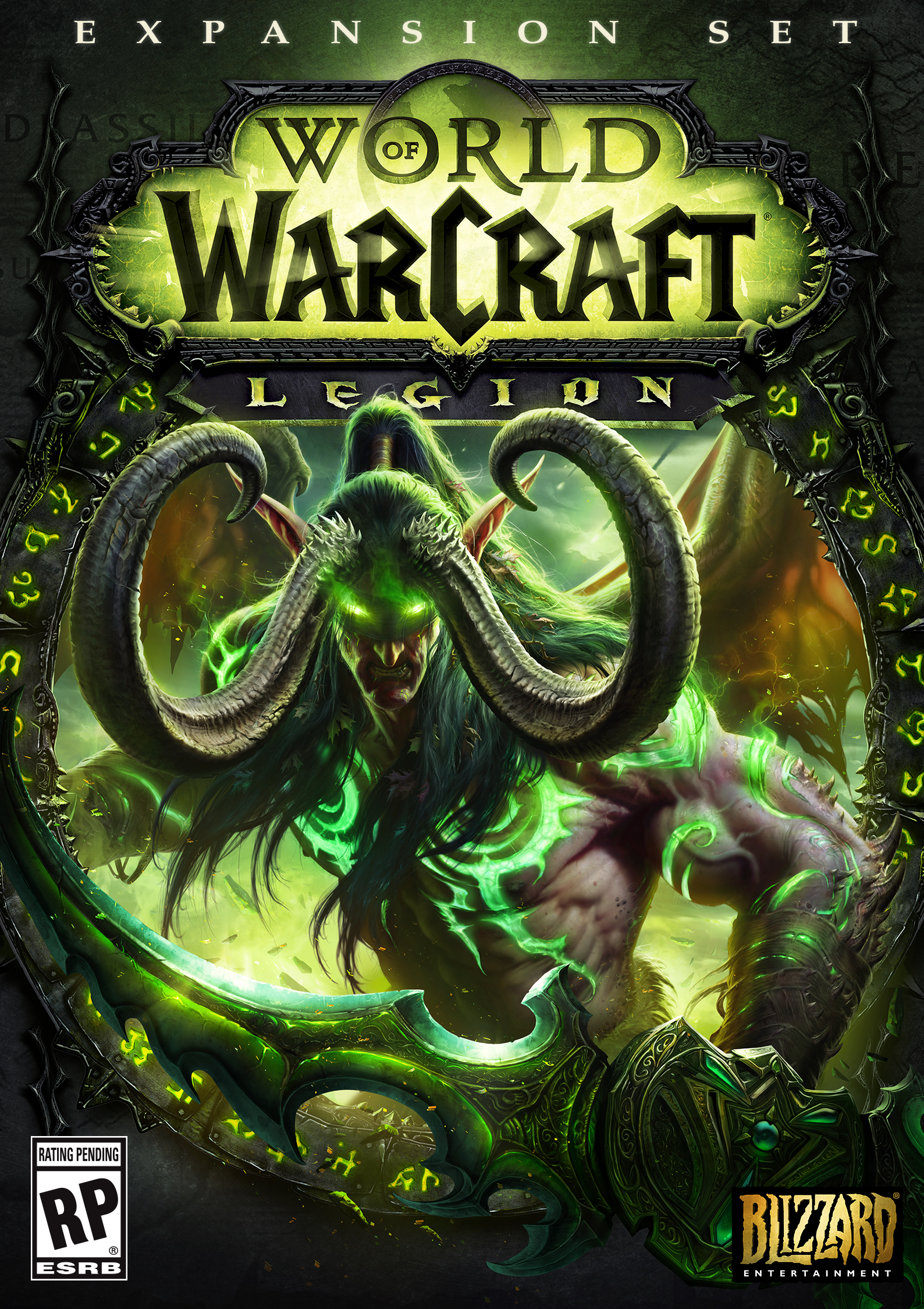 warcraft 2 cover art